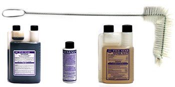 Cleaning Equipment & Chemicals
