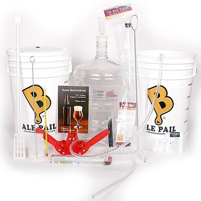 Brewer's Best® Deluxe Equipment Kit With 5 Gallon Better Bottle