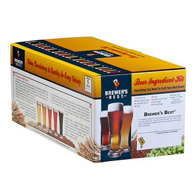 Rye Pale Ale Ingredient Package - Classic