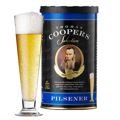 Coopers Pilsner - Brewmasters Selection Series