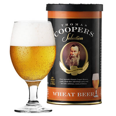 Coopers Wheat - Brewmaster's Collection Kit