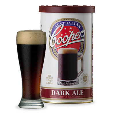 Coopers Dark Ale Ingredient Kit