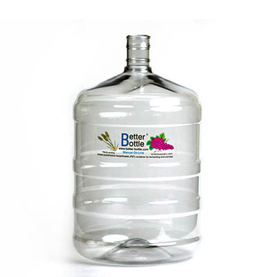 Better Bottle Plain 5 Gallon Pet Carboy