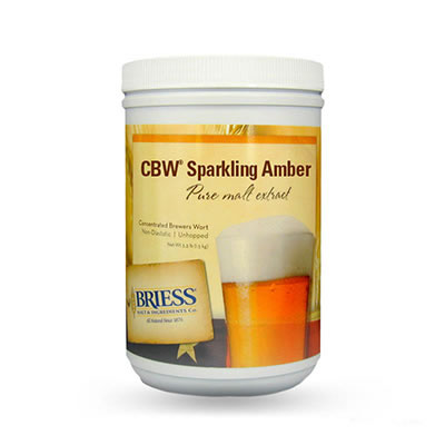 Briess CBW® Sparkling Amber Single Canister