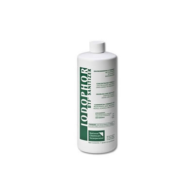 BTF Iodophor Sanitizer - 16 oz Bottle