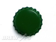 Green Beer Botte Caps (144 Count) - Home Brewing