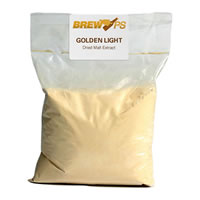 Briess DME Golden Light - 3 LB Bag /