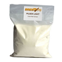 Briess DME Pilsen Light - 3 LB Bag /