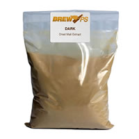 Briess DME Traditional Dark - 3 LB Bag /