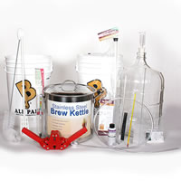 Brewer's Best Equipment Kit /