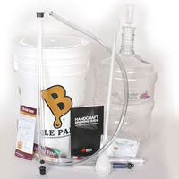 Deluxe Home Brew Kit For Kegging /