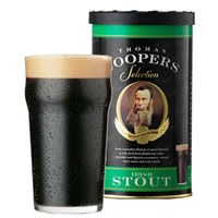 Coopers Brewmasters Stout