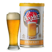 Coopers Draught Ingredient Kit /