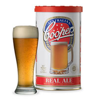 Coopers Real Ale Ingredient Kit /