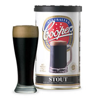 Coopers Stout Ingredient Kit /