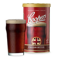 Coopers Int'l Series English Bitter Single Can
