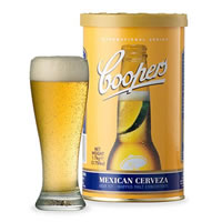 Coopers Int'l Series Mexican Cerveza Single Can /