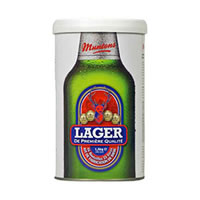 Muntons Premium Lager Single Can