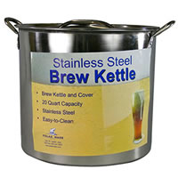 20 Quart Stainless Steel Pot /