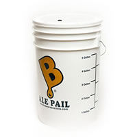 """Ale Pail"" 6.5 Gallon Fermenting Bucket /"