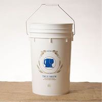 6.5 Gallon Bucket - Drilled For Spigot /