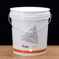 7.8 Gallon Printed Bucket (No Lid) /