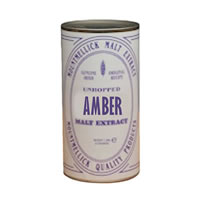 Mountmellick Amber Single Can /