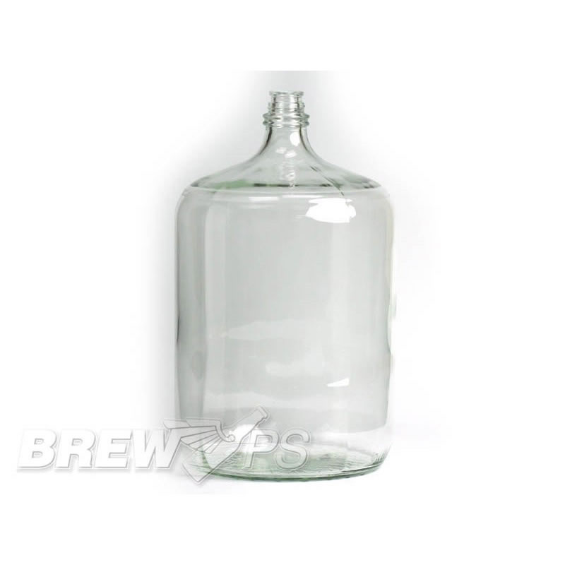 how to clean glass carboy