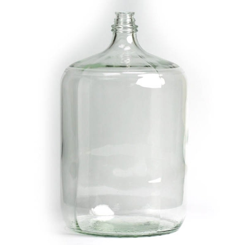 b139cd85c8 6.5 Gallon Glass Carboy Fermenter