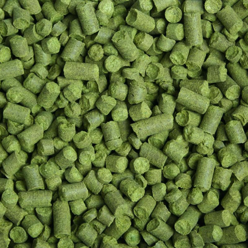 Citra Hop Pellets By Hop Union With Alpha Acid Percentage